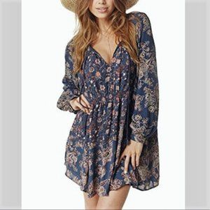 Free People Lucky Loosie Tunic/Dress